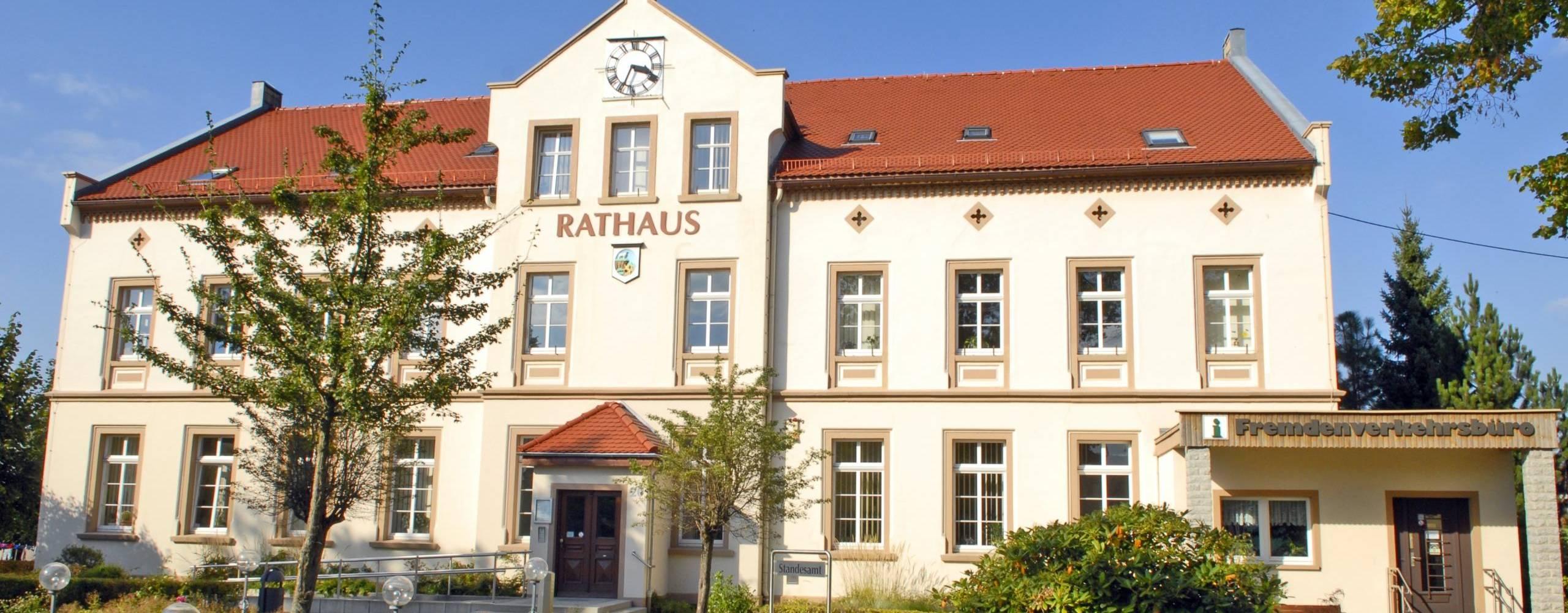 rathaus bearb gg ©Rathaus Fotograf: TGG OlB/Uwe Schwarz