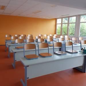 os klassenraum
