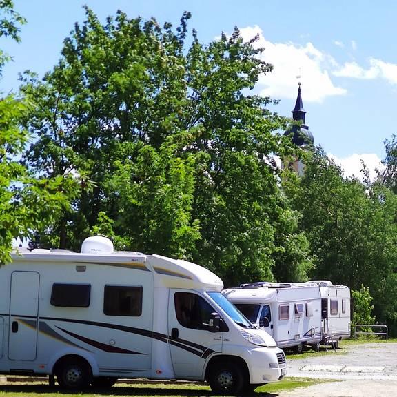 CaravanStellplatz bearbeitet