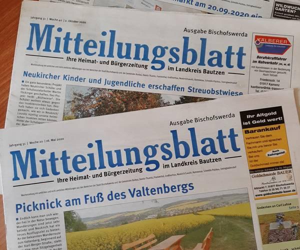 mitteilungsblatt 1